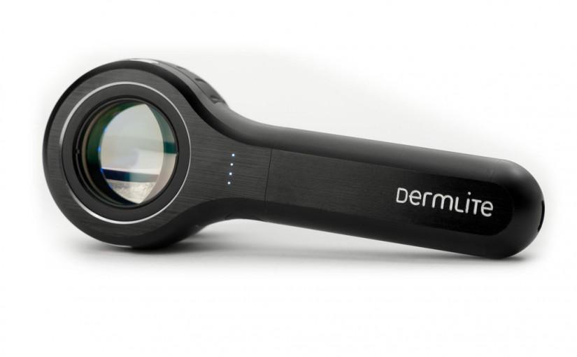 Dermlite DL4 dermatoscopio 10x